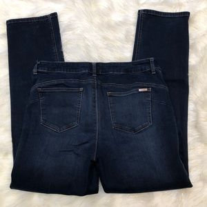 Chico's Jeans - Chico's So Lifting Dark Blue Jeans 2 (16)